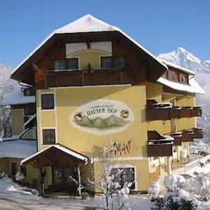 Panoramahotel Hauserhof ****
